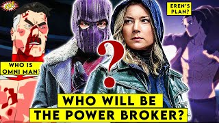 Who IS The POWER BROKER? || Who is OMNI MAN? || Sawalverse ep 23