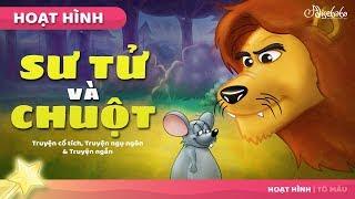 Sư Tử và Chuột | Truyện cổ tích việt nam
