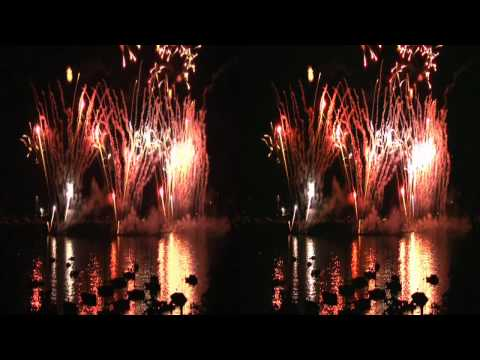 Fireworks in 3D 2010 by MUVI AG