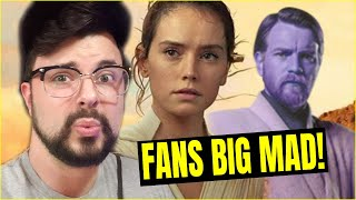 Star Wars Fans SHOCKED At Daisy Ridley Comments On Sequel Trilogy!