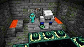 Minecraft Speedrunner VS Hunter,  With a Twist...