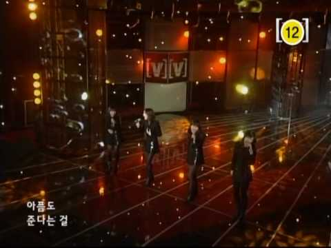 [20061125] CSJH/TSZX The Grace - My Everything (Passion)