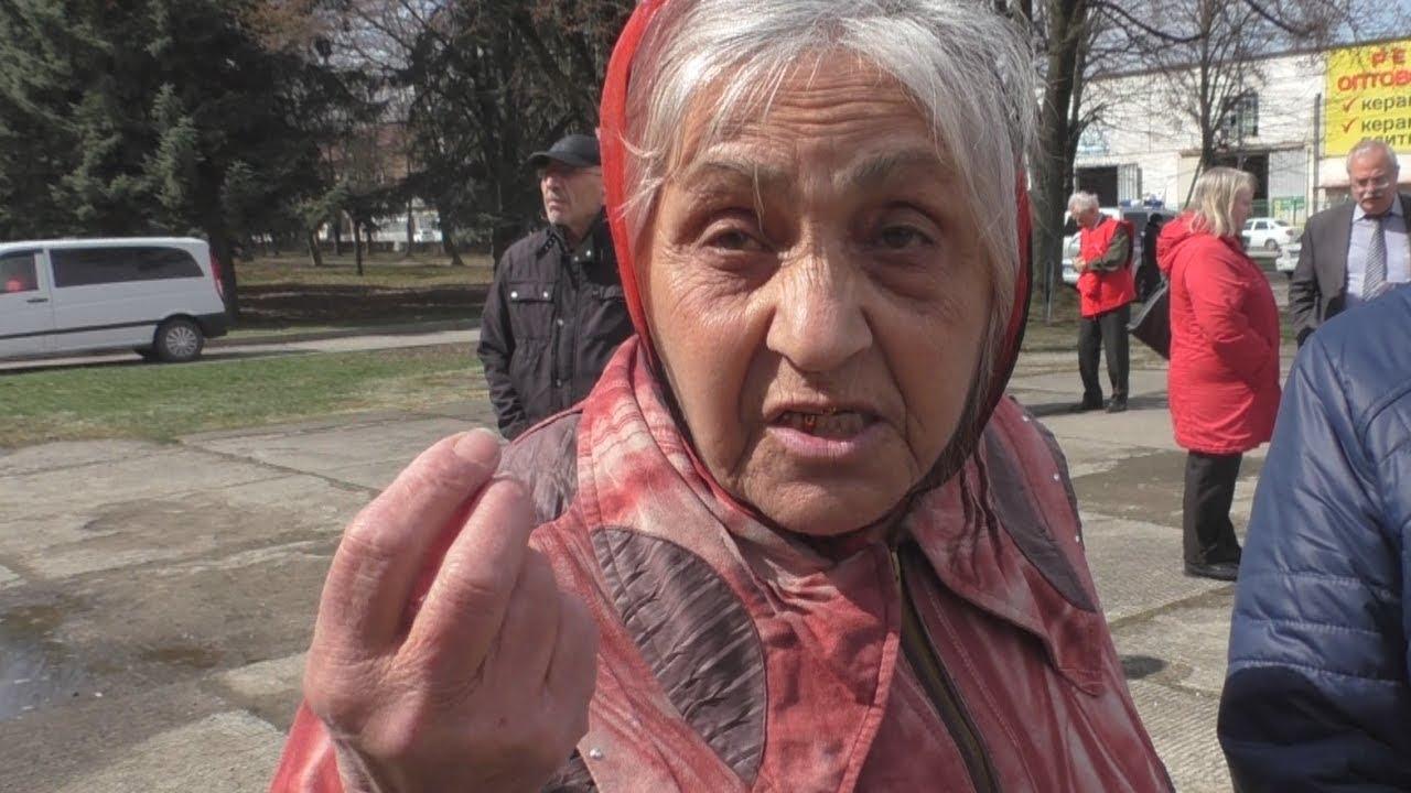 Нальчик: митинг против безработицы и низких пенсий