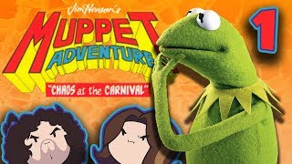 Muppet39s Adventure: Everything Bad in a Game - PART 1 - Game ...