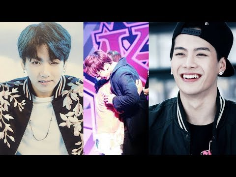 Kpop Idols Hugs & Kiss Fans - Lucky Fans
