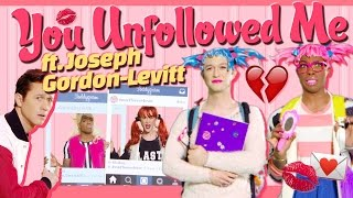 You Unfollowed Me ft. Joseph Gordon-Levitt (#TodrickMTV)