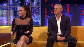 Demi Lovato interviewed on The Jonathan Ross Show - September 30