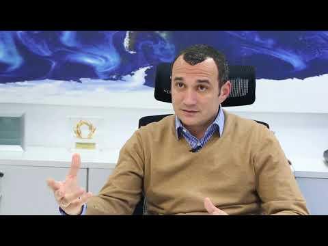 Στέλιος Μπολάνος, συνιδρυτής και διευθυντής Planetek Hellas (full)