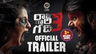 Raju Gari Gadhi 3 Official Trailer..