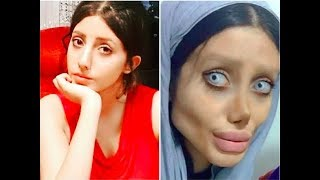 Sahar Tabar - IRANIAN woman has gone viral after claiming she's had 50 surgeries