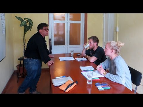 Ailola Quito Spanish School Video Tour 2016