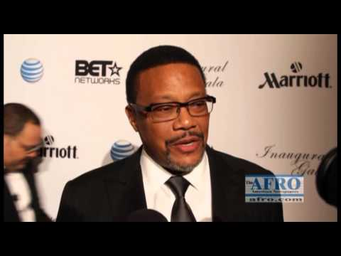 Judge Greg Mathis (BET Inaugural Ball)