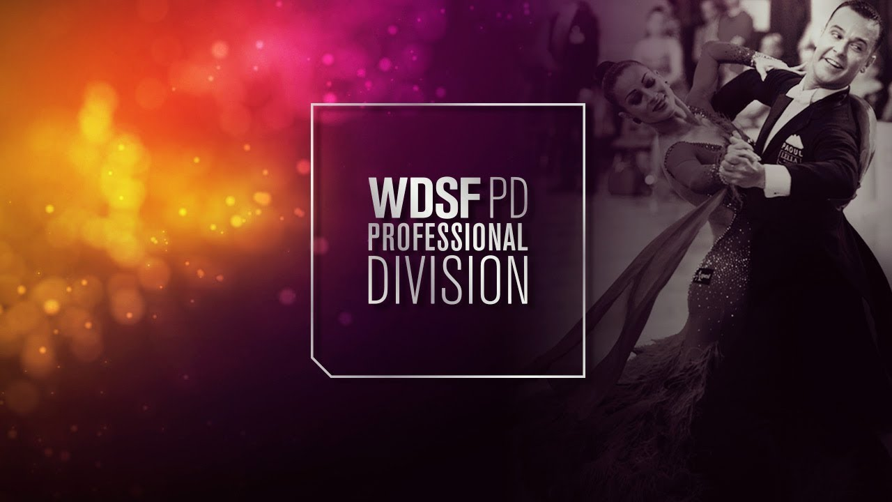 2018 Professional Division World Open Standard Final - Кликнете тук, за да видите клипа в YouTube