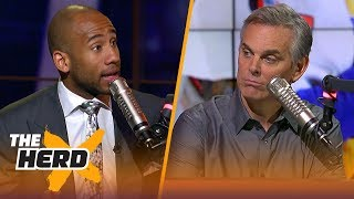 Dahntay Jones on LeBron's mindset in L.A., what could draw Durant to the Knicks   NBA   THE HERD