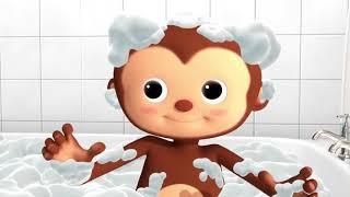 Bath Song . Уровень 2