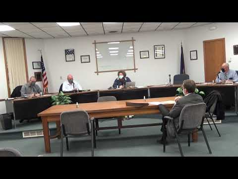 Rouses Point Village Board Meeting  3-15-21