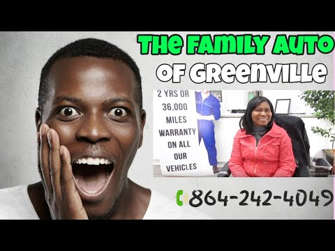 A Used Car Dealership that Does your Taxes | Family Auto of Greenville