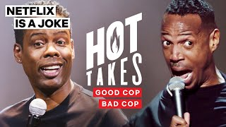 Chris Rock & Marlon Wayans Have Solutions For Police Brutality | Netflix Is A Joke