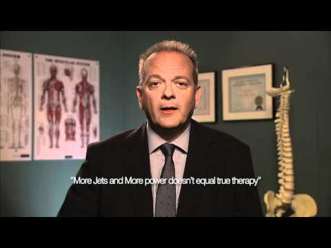 Back pain relief using MAAX Spas ZoneTherapy system explained by Dr. Salanki