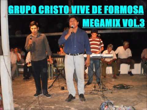 Grupo Cristo Vive - Megamix Enganchados