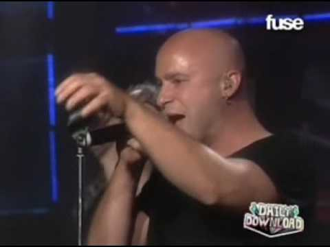 Disturbed - Guarded Live