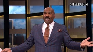 The Steve Harvey Show 22/2/2019 - Wait 90 Days; Hey Steve!; Straight Talk; Before We Go