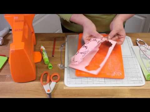 Tangerine Die Cutting Machine