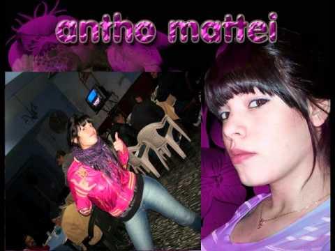 ANTHO MATTEI - TE REFUGIAS.EN MI CAMA!!  (LO NUEVO!)