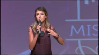 Alexandra Abrantes - Tema: Maria: Mãe, Mulher e Missionária