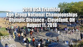 2018 USA Triathlon Age Group National Championships Olympic Distance