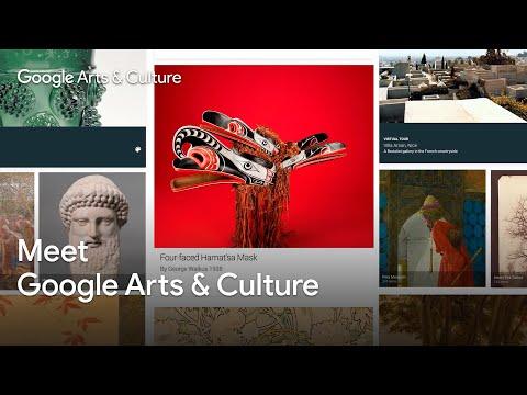 Meet Google Arts & Culture