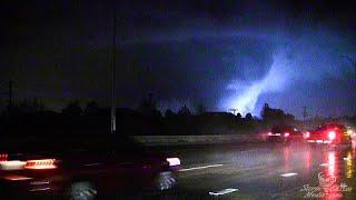 Tornado in Garland, TX 12-26-2015