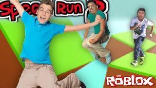 We Found A Glitch! (Roblox Speedrun)