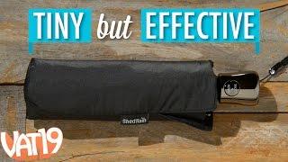 World's Most Compact Automatic Umbrella