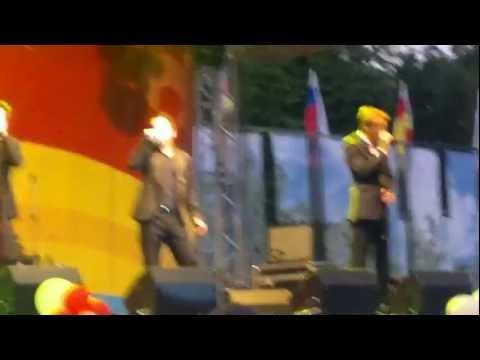 Группа Челси-Я к тебе не подойду (Владикавказ, 09.06.12г).mp4
