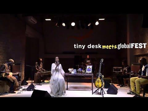 Rokia Traoré: Tiny Desk (Home) Concert