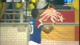 Malaysia 3-0 Indonesia Piala AFF Suzuki 2010 Final 1st Leg