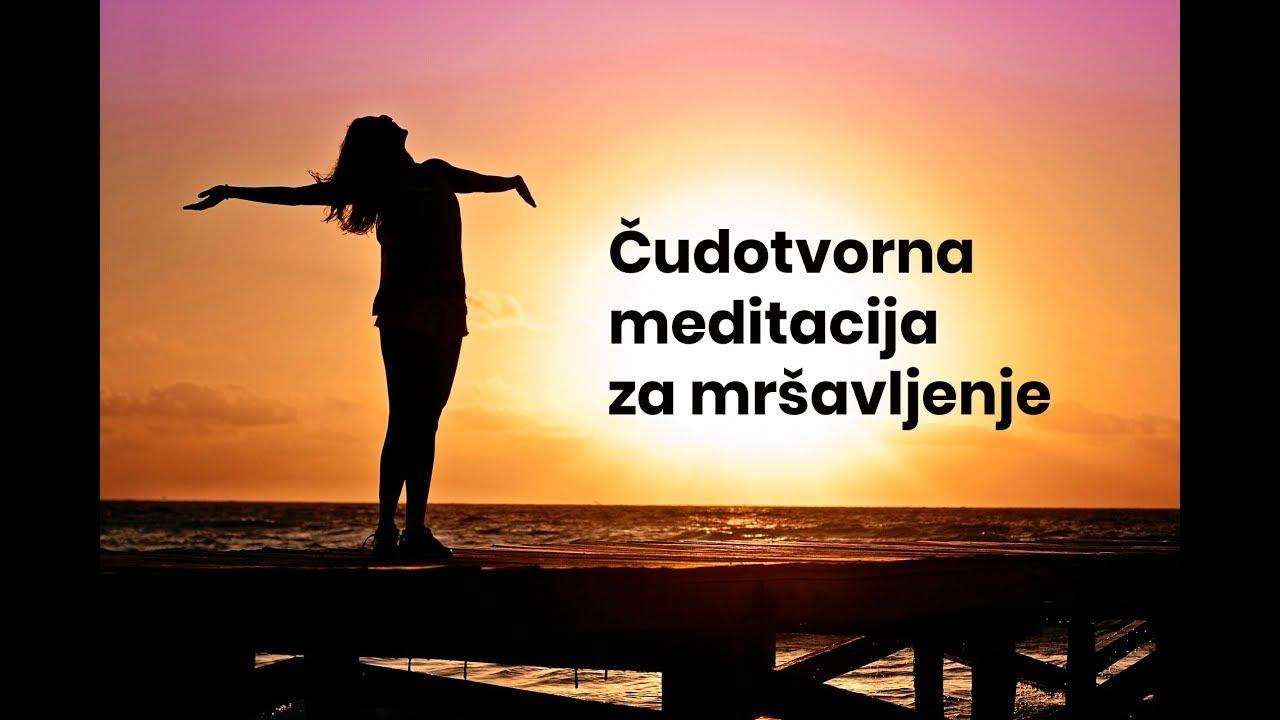meditacija za mrsavljenje