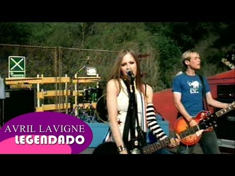 Avril Lavigne - Complicated (Legendado)