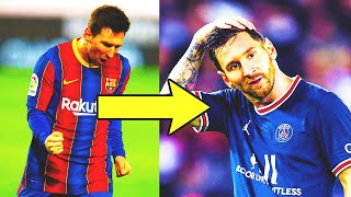 MESSI AT PSG - IT'S A FAILURE?!