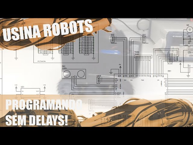 CÓDIGO SEM DELAYS! | Usina Robots US-2 #125