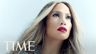 Jennifer Lopez Opens Up About Taking Risks, Producing & Her Mother's Support | TIME 100 | TIME