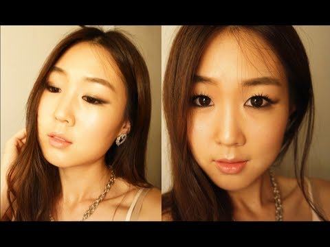 Korean Makeup Tutorial♥ T-ara (+Davichi) x Song Ji Eun 'Going Crazy' MV (Min Hyorin - 민효린)