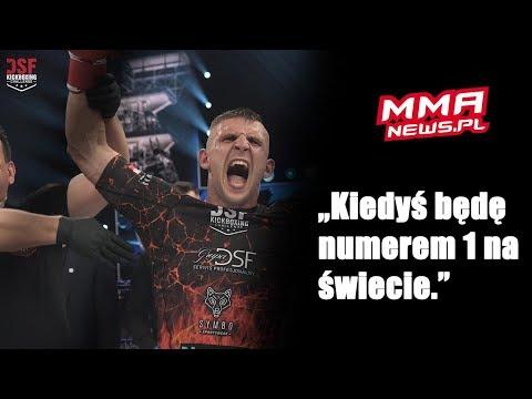 """Maksymilian Bratkowicz przed DSF 19: """"Kiedyś będę numerem 1 na świecie!"""""""