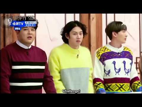 [ SUPER TV S1 ] Super Junior Being Extra