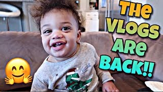 THE RETURN OF THE PRINCE FAMILY VLOGS!!!