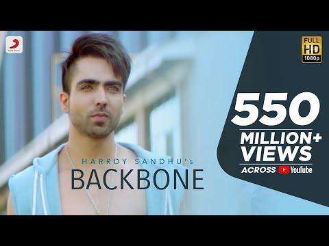 Harrdy Sandhu - Backbone | Jaani | B Praak | Zenith Sidhu | Latest Romantic Song 2017