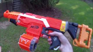 Honest Review: NEW Nerf Negotiator (Doomlands 2169 ...