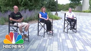 Lifelong GOP Voters In Michigan Describe Their Changing Views | NBC News NOW