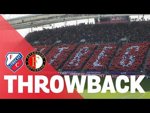 THROWBACK | FC Utrecht - Feyenoord (2018/2019)
